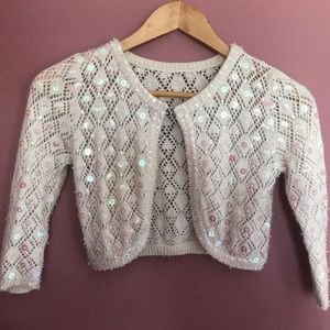 Limited Too Cardigan